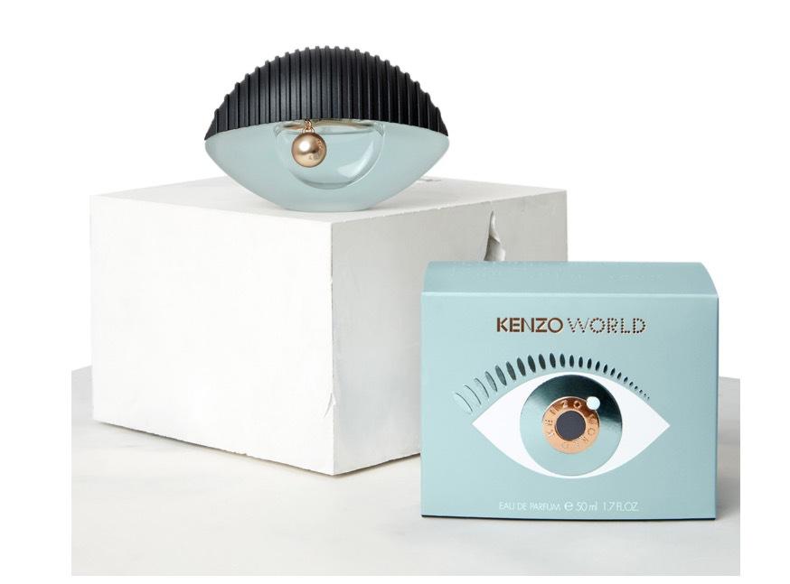 Kenzo World heter Kenzo Parfumes nya parfym som släpps i höst