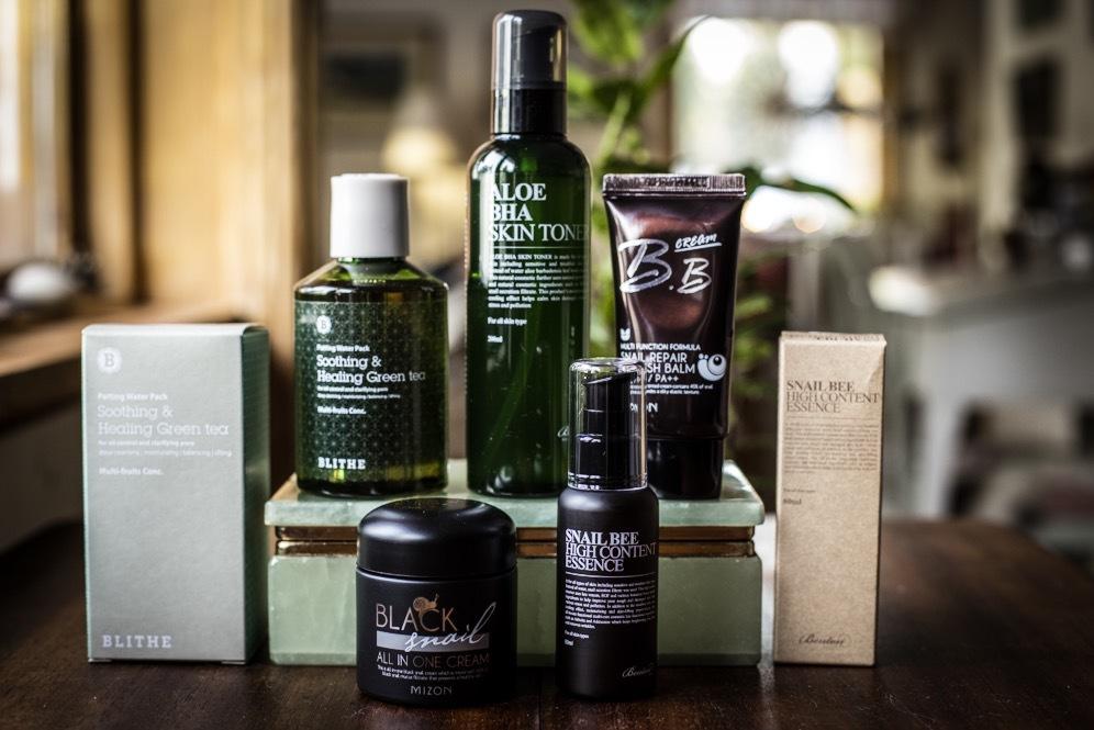 Blithe, Mizon och Benton Cosmetics kommer att lanseras i Sverige under 2017
