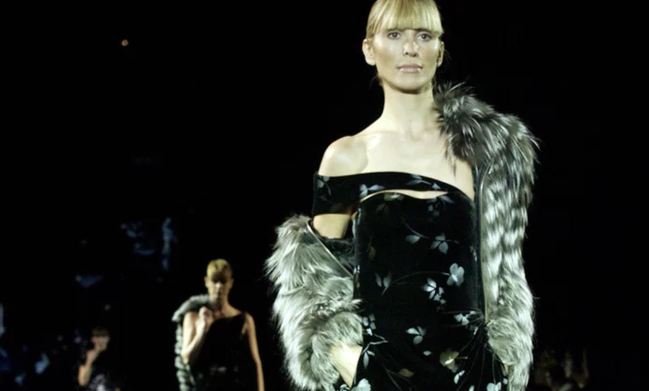 Armani skriver i sin policy att människor ska ha rätt till att avnjuta lyxiga kläder utan att behöva tänka på att djur har blivit utsatt för onödigt lidande