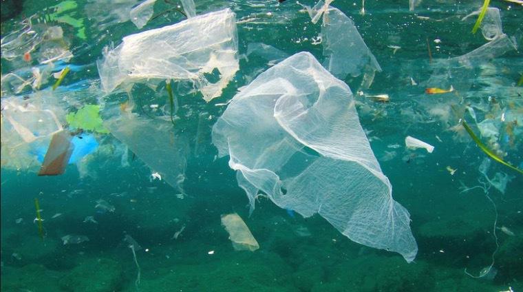 Plast bryts ner långsamt och är en av vår tids största miljöproblem