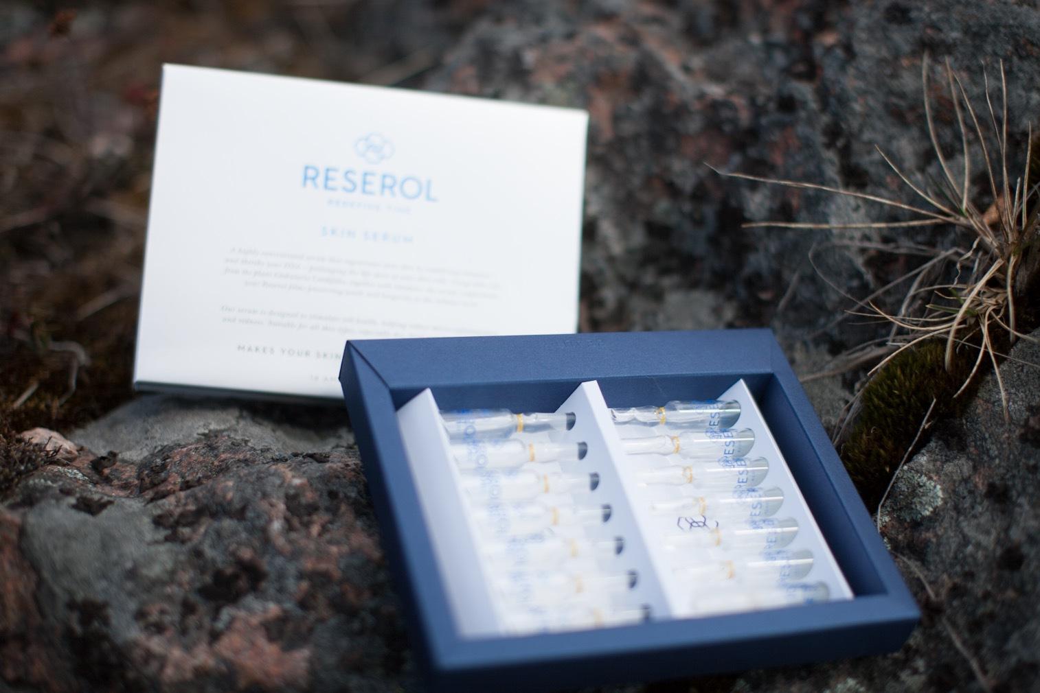 Reserol är en svensk framgångssaga. Nu släpper de ett ampullserum som ska komplettera deras första produkt med resveratrol.
