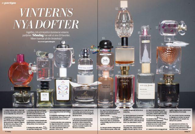 11 nya parfymer valj din favorit