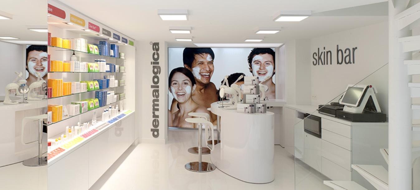 Dermalogica finns i 107 länder, de har 6 dotterbolag och finns på 20 000 salonger och spa och har flagshipstores i bland annat LA, New York, Nassau, London, Sydney, Kapstaden och Dubai. Snart öppnar de eget i Stockholm.