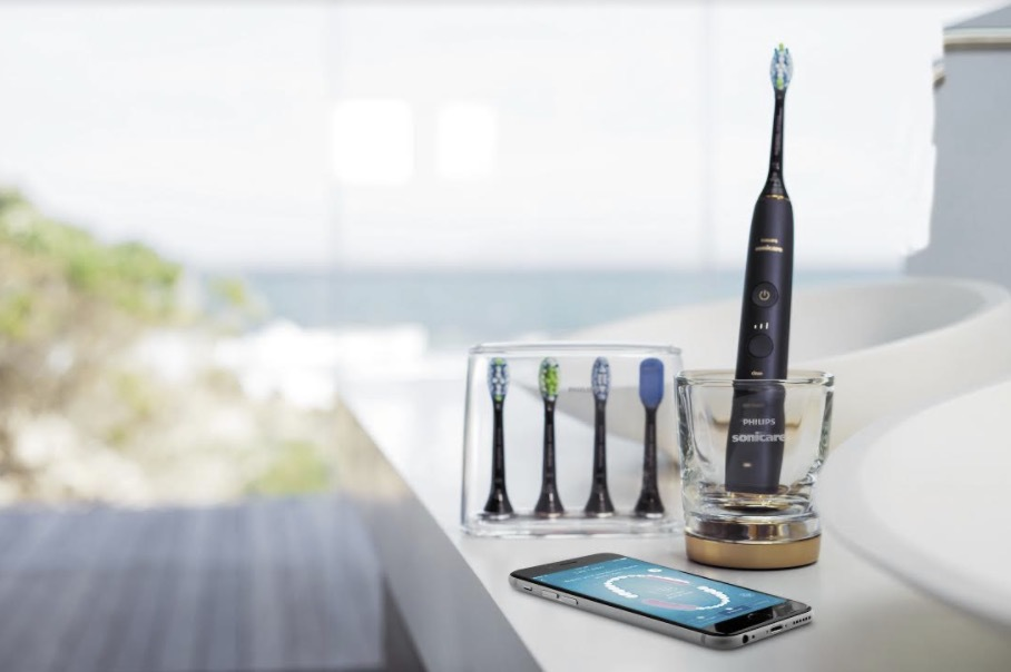 Hur du lyckats med borstningen visas i en 3D-vy av munnen direkt på telefonen, helt utan hjälp av kamera eller annan teknik. Allt som behövs är en aktiv Bluetooth-koppling.