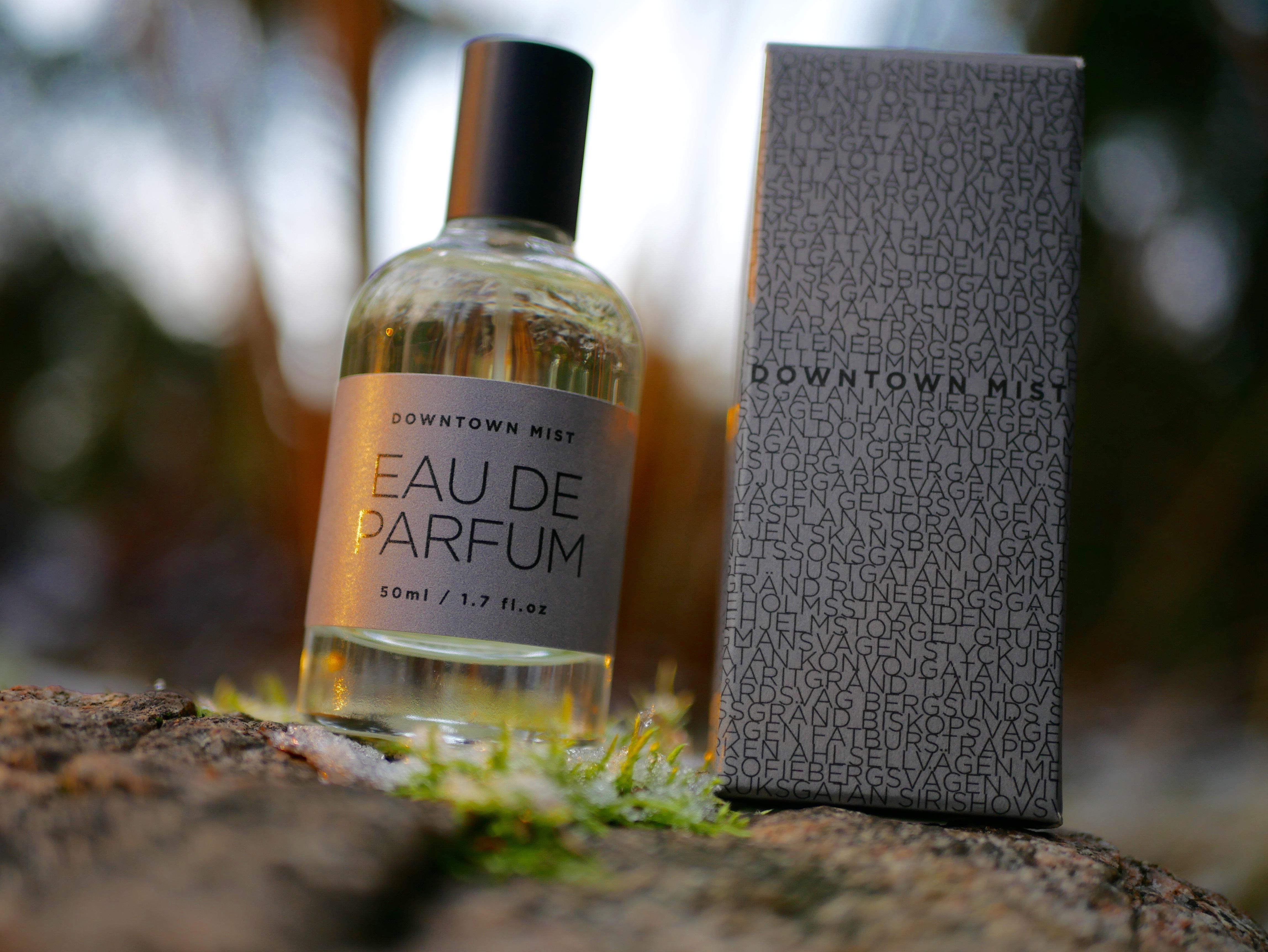 Svenska hotellkjedjan Scandic Hotel släpper sin första parfym - Downtown mist Foto: Skönhetsredaktörerna
