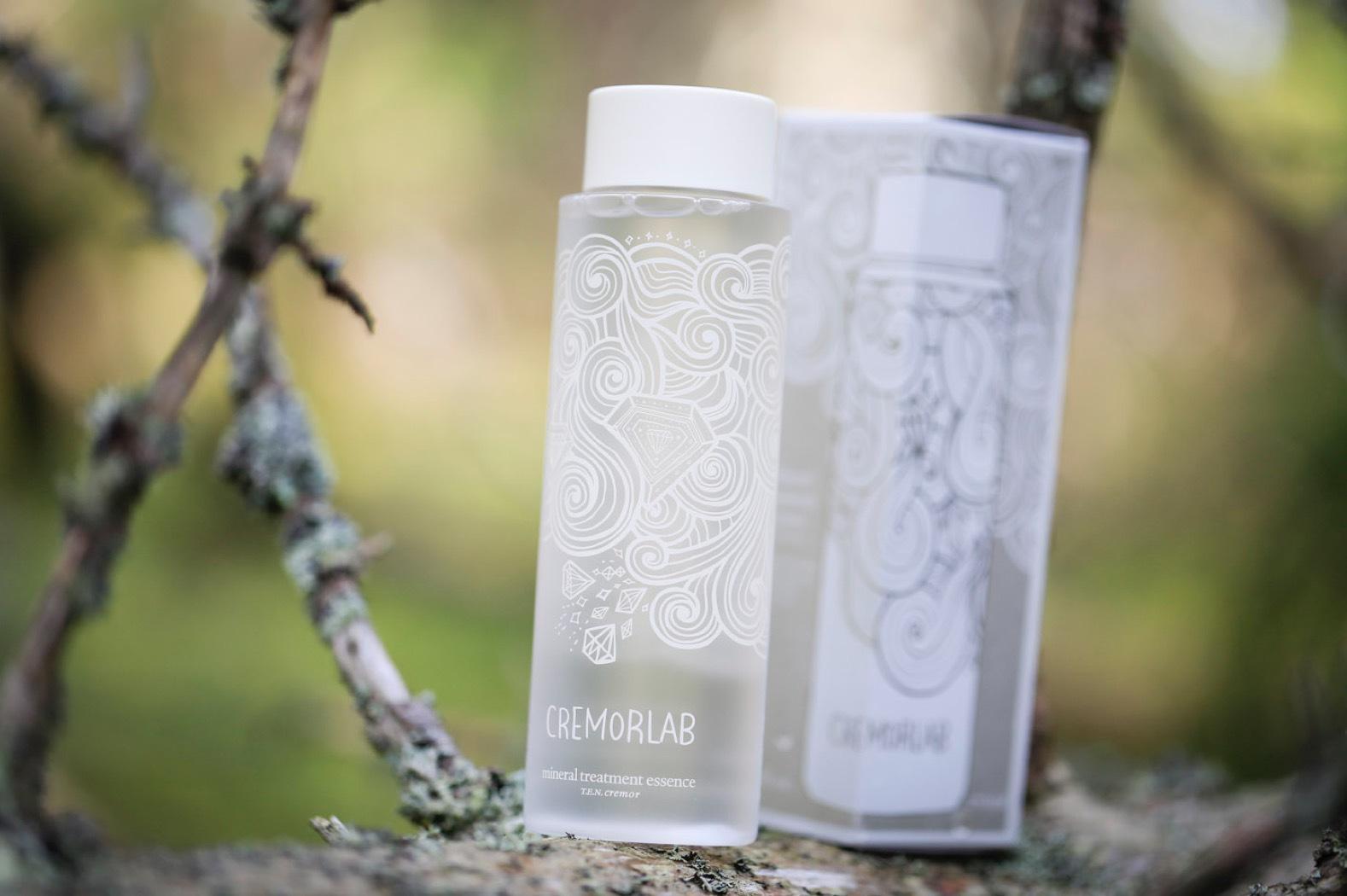 Cremorlab är relativt nylanserat i Sverige och är en aromabaserad essence som är full av mineraler