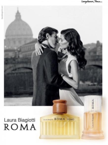 1988 kom Laura Biagiottis första doft Roma som än i dag fyller parfymhyllorna