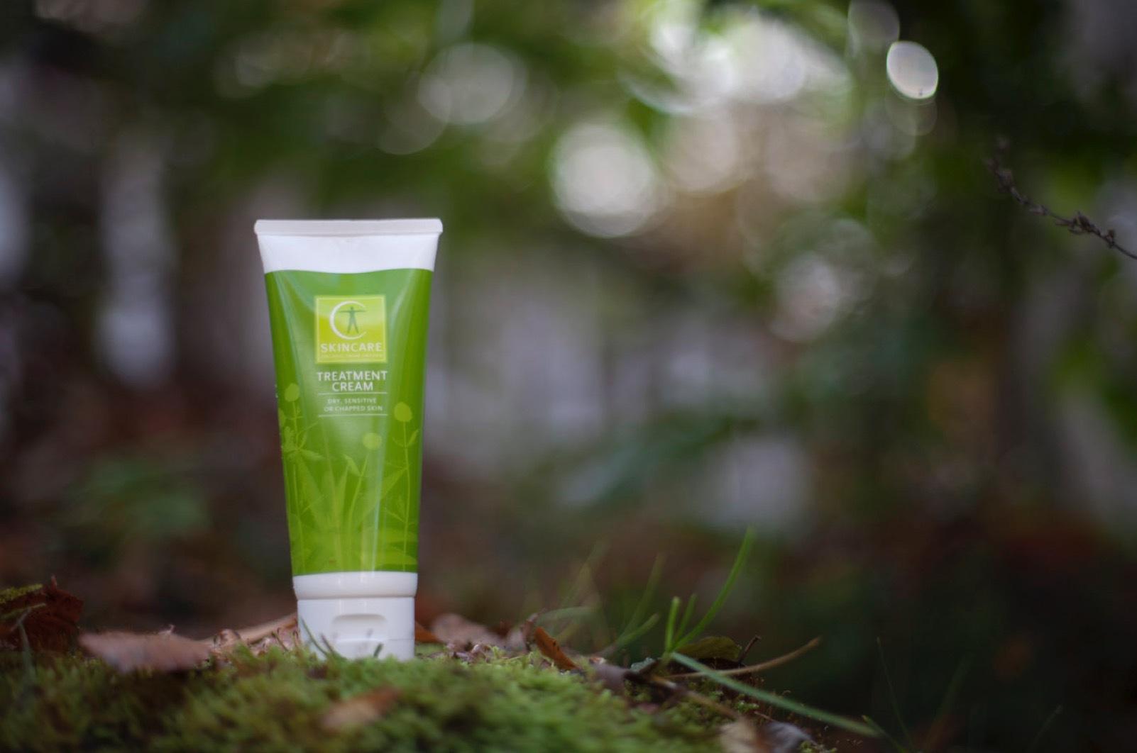 CSkincare tillverkas i Veberöd och är en väldigt bra ekologisk kräm till överkomligt pris