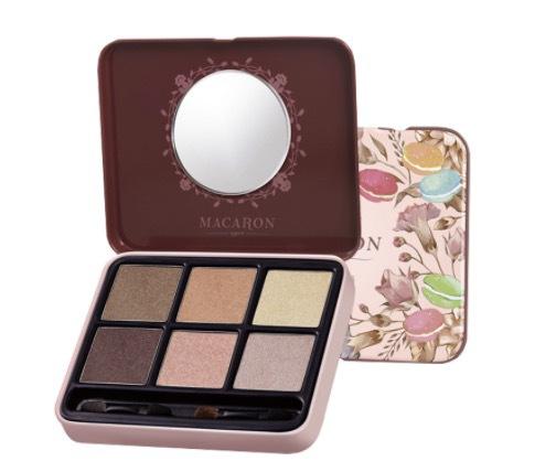 Macaron är ett trendigt makeupmärke från Taiwan som INTE testar på djur.