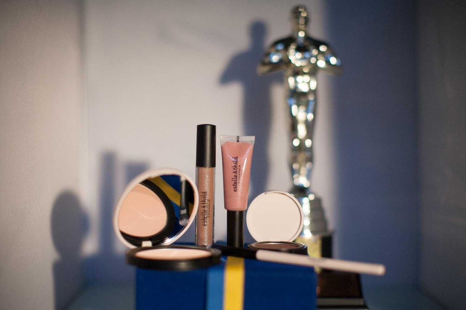 Estelle & Thilde firade 10 år med att lansera sin första makeup