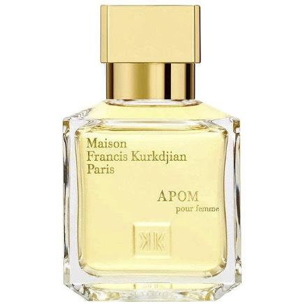 Efva Attling favoritparfym... Apom pour femme från Francis Kurkdjian