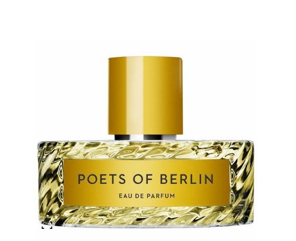 På Liberty i London hittar du den svenska parfymören Poets of Berlin