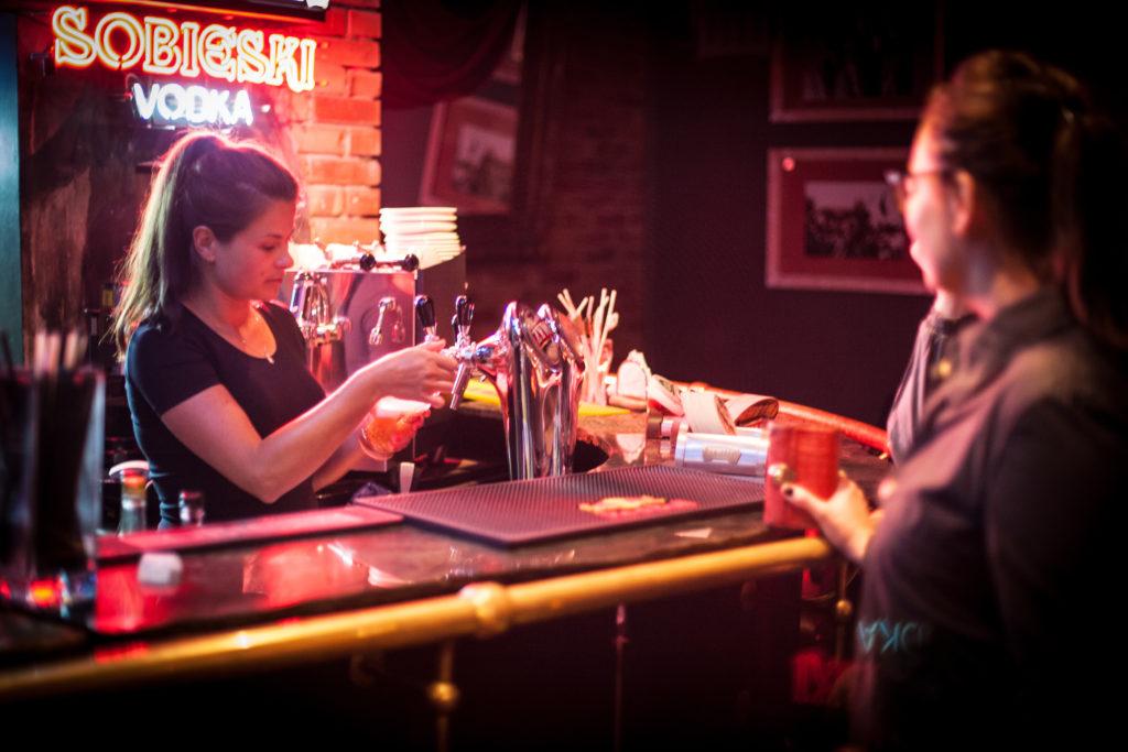 Klaus Kinskis bar i Sopot