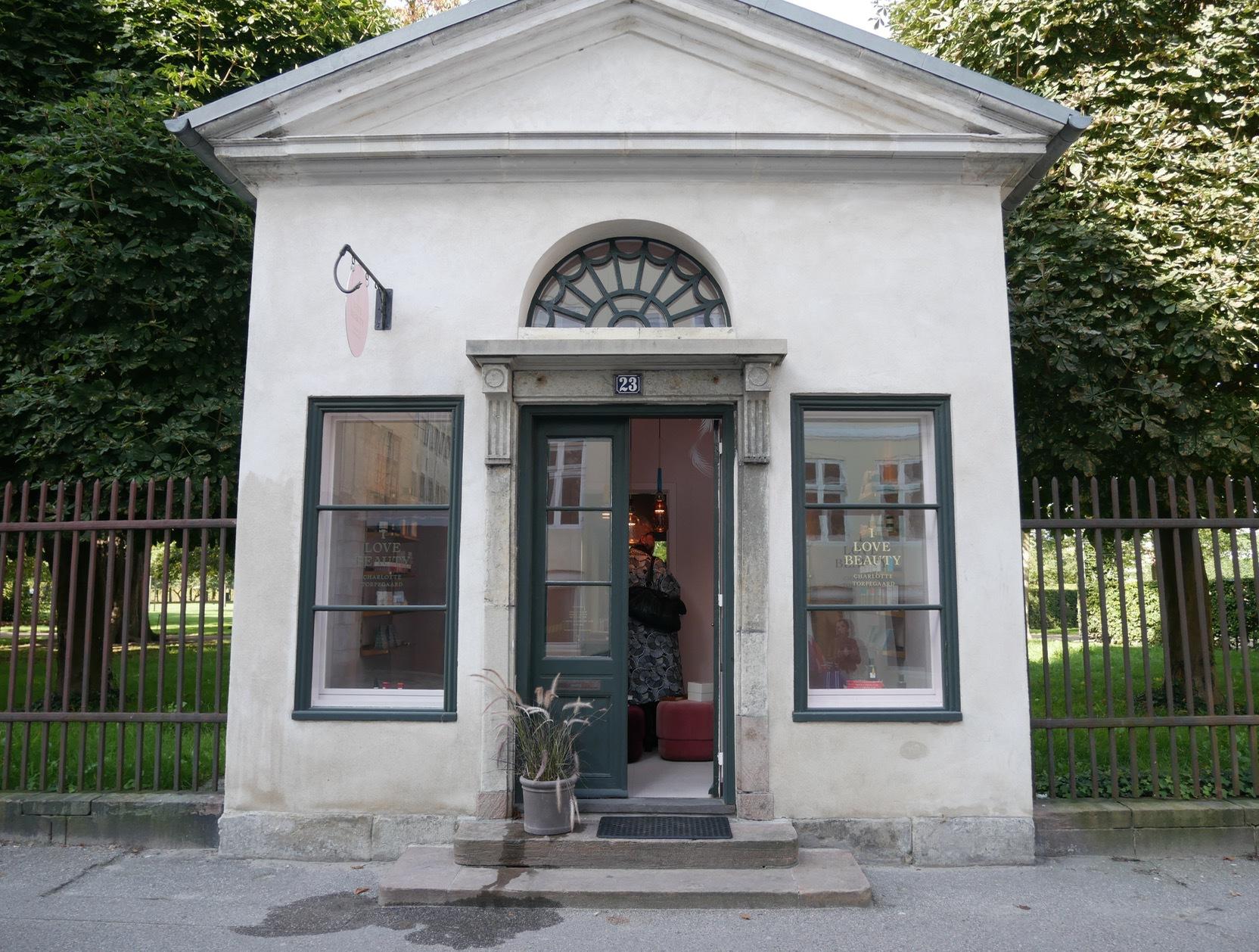 Köpenhamns minsta skönhetsbutik I love beauty rymmer flera fina nischmärken