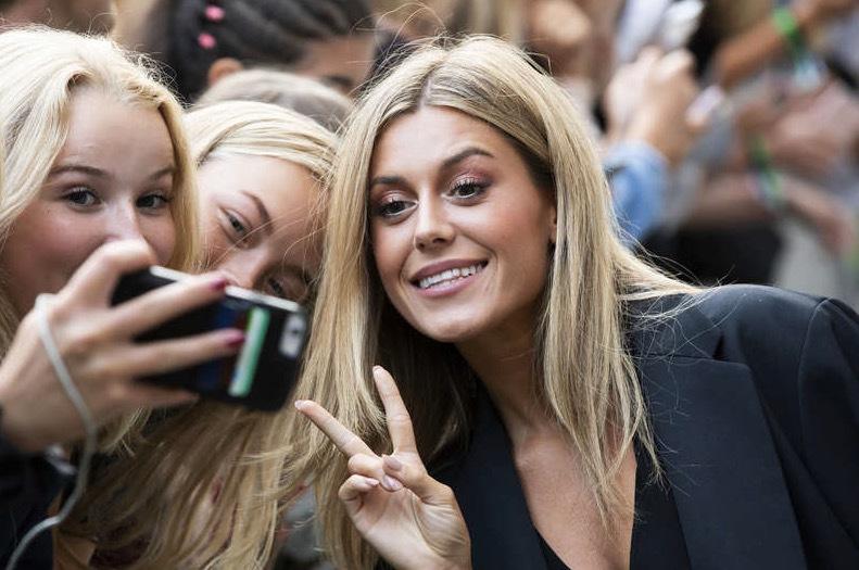 Bianca Ingrosso släpper ett eget makeupmärke den 20 november 2018. Caia Cosmetics. Foto: Magnus Sandberg/Aftonbladet