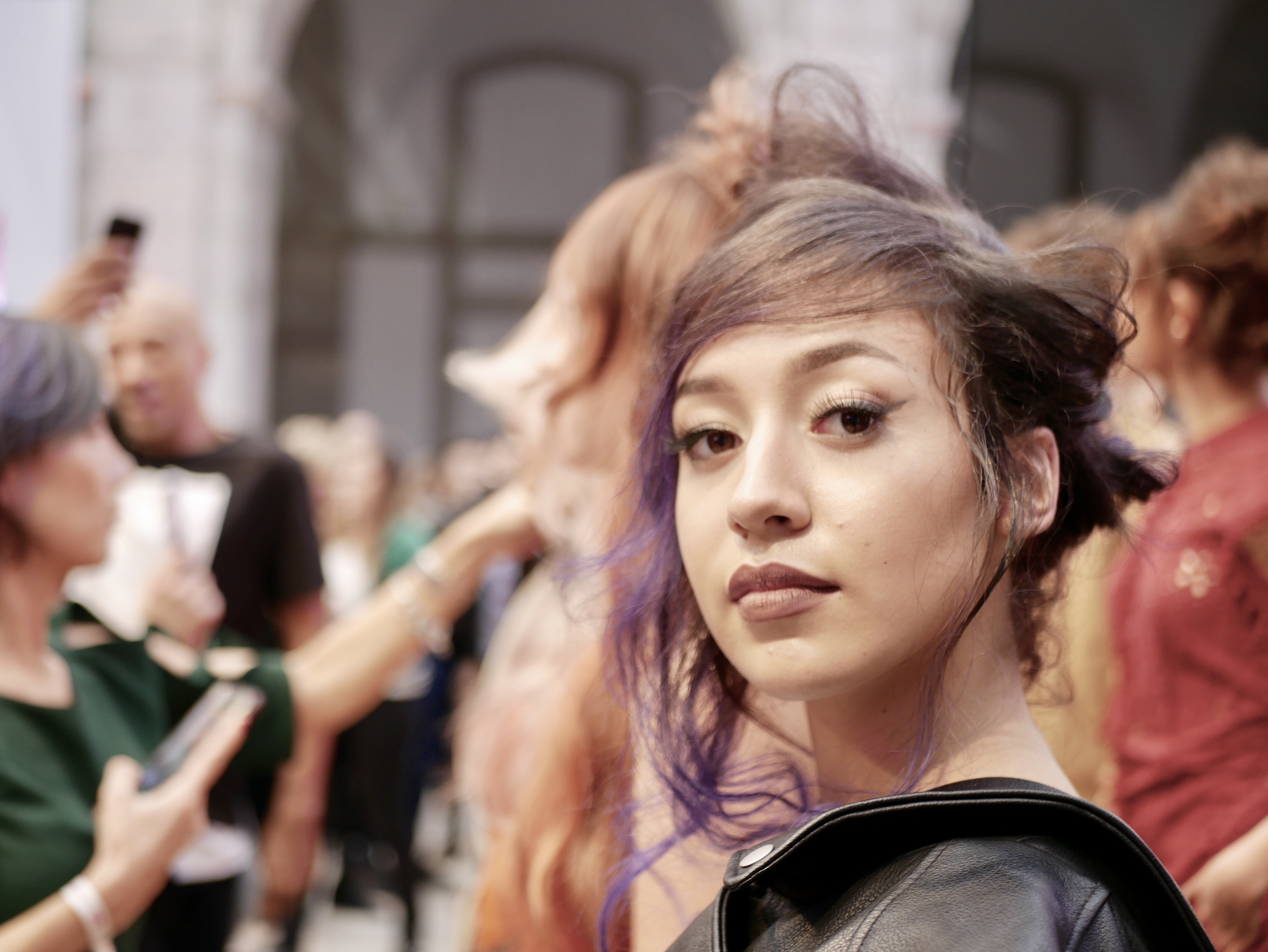 Årets globala Trend Vision Awards för Wellas frisörer gisk av stapeln i Lissabons kommersiella lokaler.
