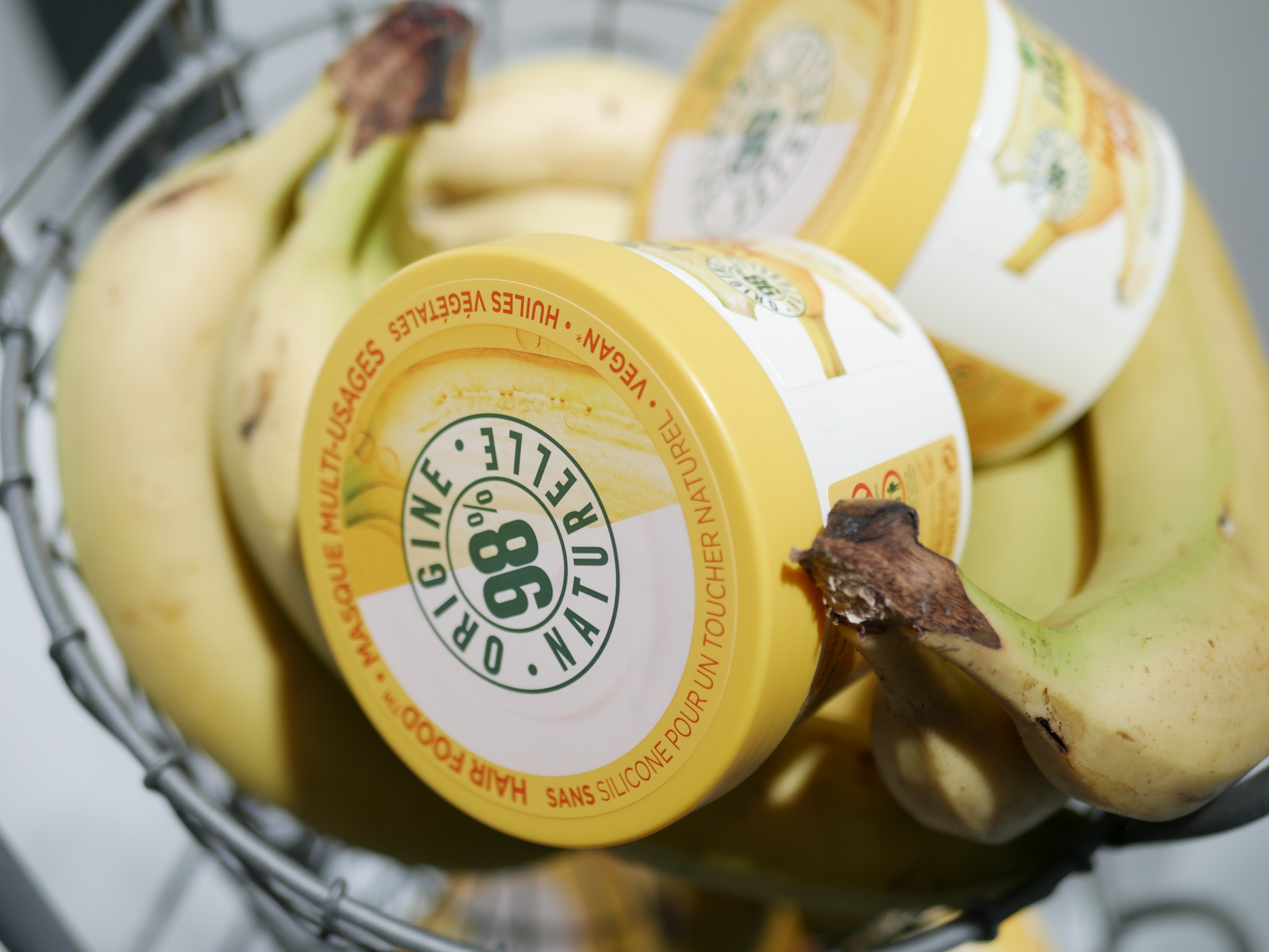 De populära Fructismaskerna blir till 98 procent ekologiska