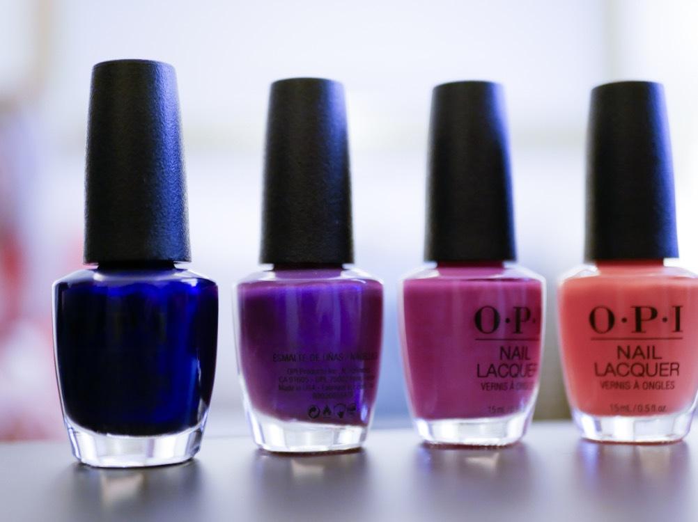 Meis färger är inspiration från olika stadsdela i Tokyo som Omotesando, Harajuku och Shibuya