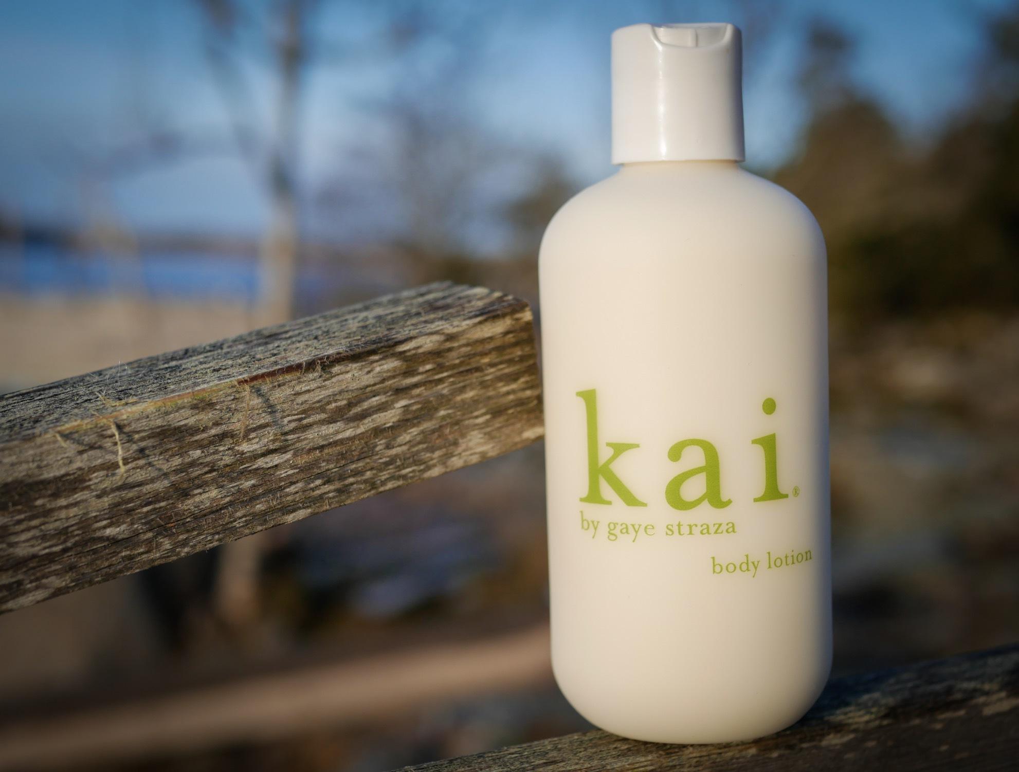 Kaliforniska märket Kai måste ni hålla ett öga på. Fantastiska dofter. Från Malibu