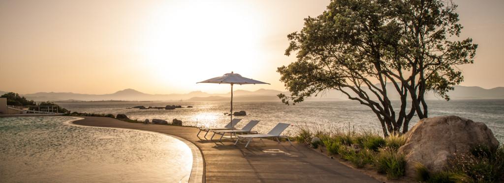 8 calacuncheddi sunset sardinia beach