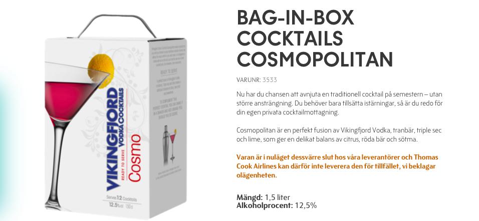 Bag In Box Som Handväska : Man m?ste ju ?lska charter lovisas v?rld