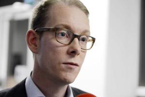 Tobias Billström (M). Foto: Aftonbladet.