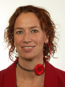Christina Höj Larsen (V). Foto: Vänsterpartiet.