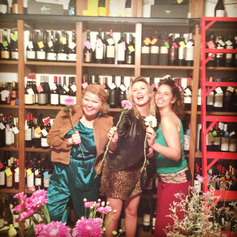 Jag hittade till en av världens bästa barer, Floreria Atlantico i Buenos Aires, i våras.