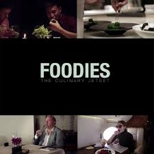 "Filmen ""Foodies - the Culinary Jetset"" går nu på bio."