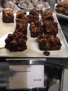 Mmm - browniebit för dryg 60-lapp
