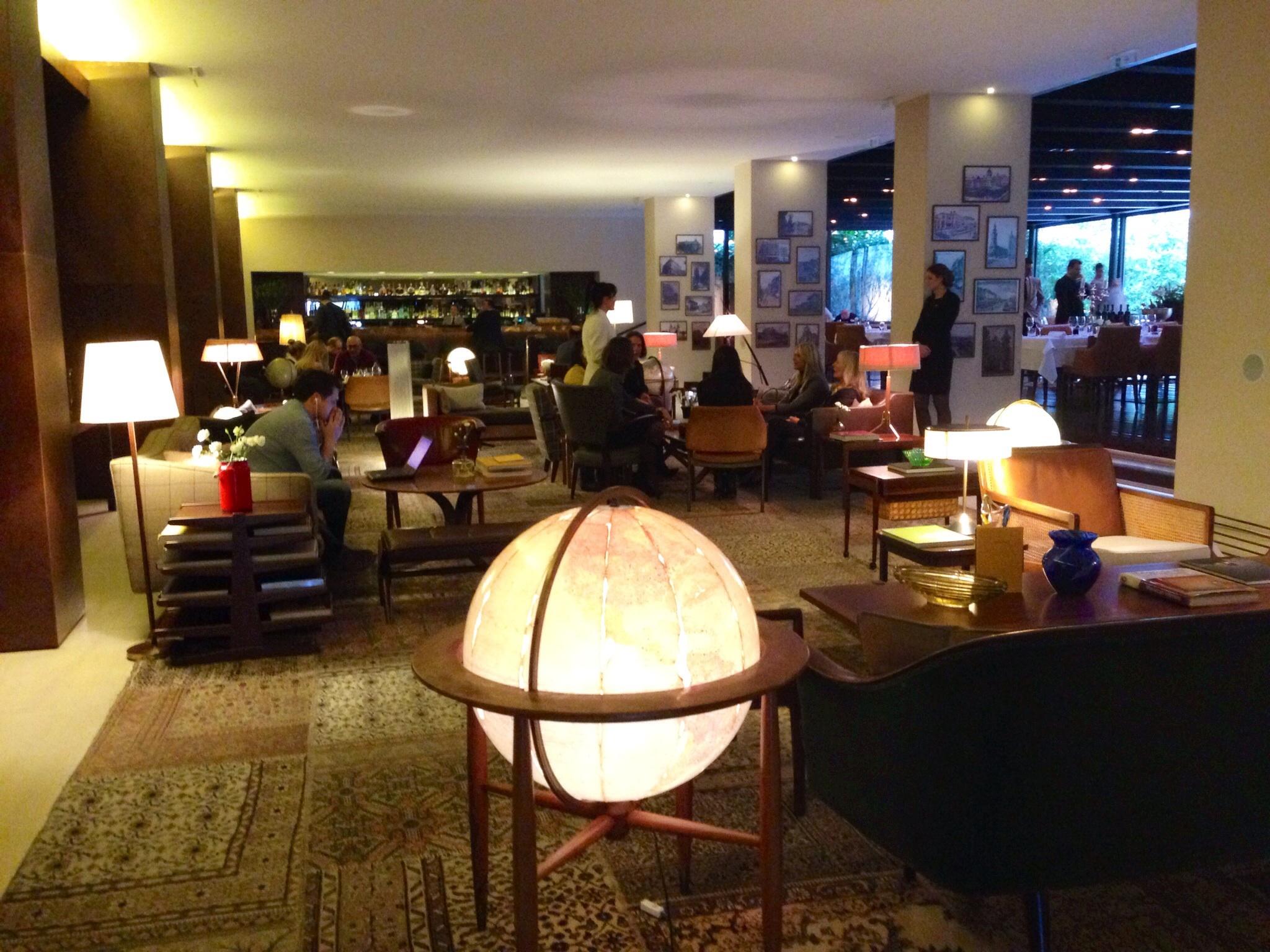 Lyxalternativet. Femstjärniga Nine Square hotel.
