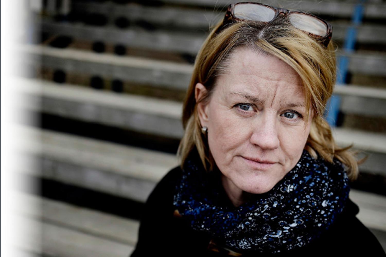 Birgitta Lundmarks mamma har fått upprepade urinvägsinfektioner på grund av att avföring har torkat fast när blöjorna har bytts för sällan.