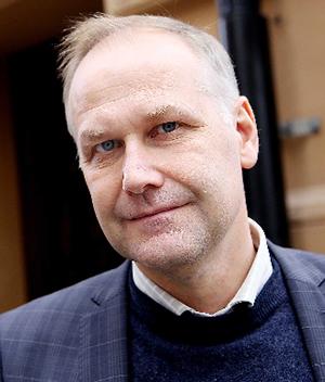 V-ledaren Jonas Sjöstedt