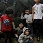 Åren 2009 och 2010 tvångsdeporterade dåvarande högerregering närmare 20 000 romer från Frankrike. Den nya socialistregeringen håller fast vid att de romska lägrena ska evakueras, men har inte kunnat erbjuda något alternativ för romerna som bor där.
