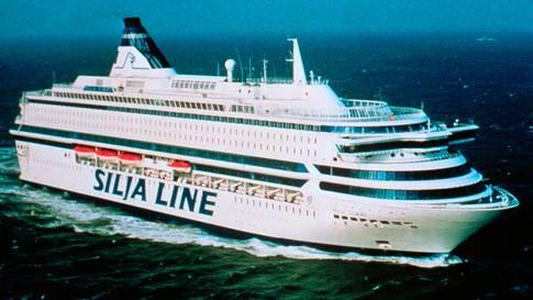 Silja Europa. Foto: Tallink Silja