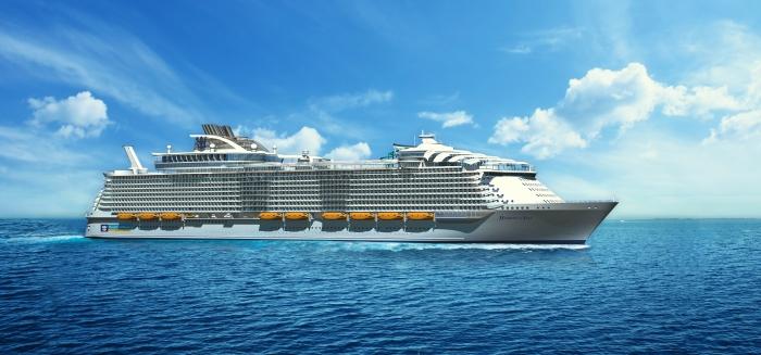 Harmony of the Seas. Foto: Royal Caribbean