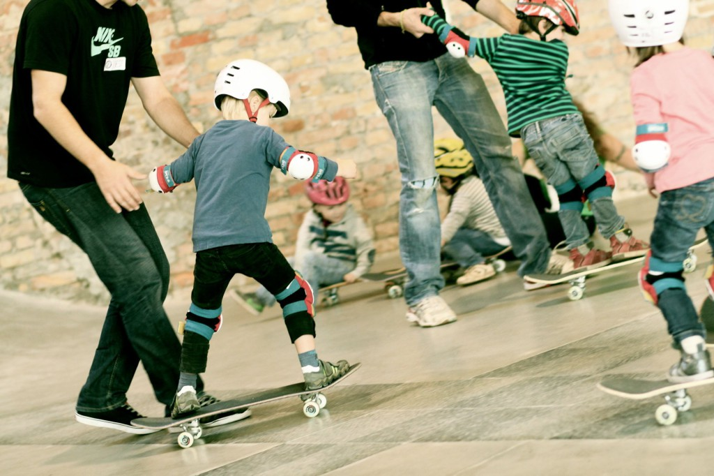 skateboardkurs