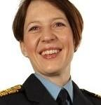 Christina Forsberg, länspolismästare Gävleborg