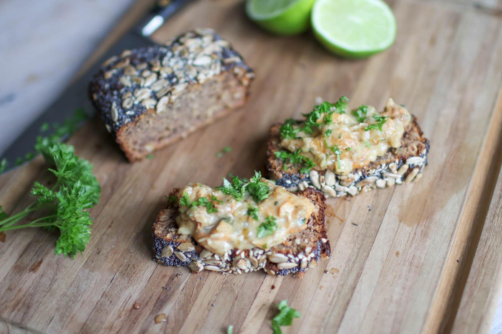 Glutenfritt bröd recept