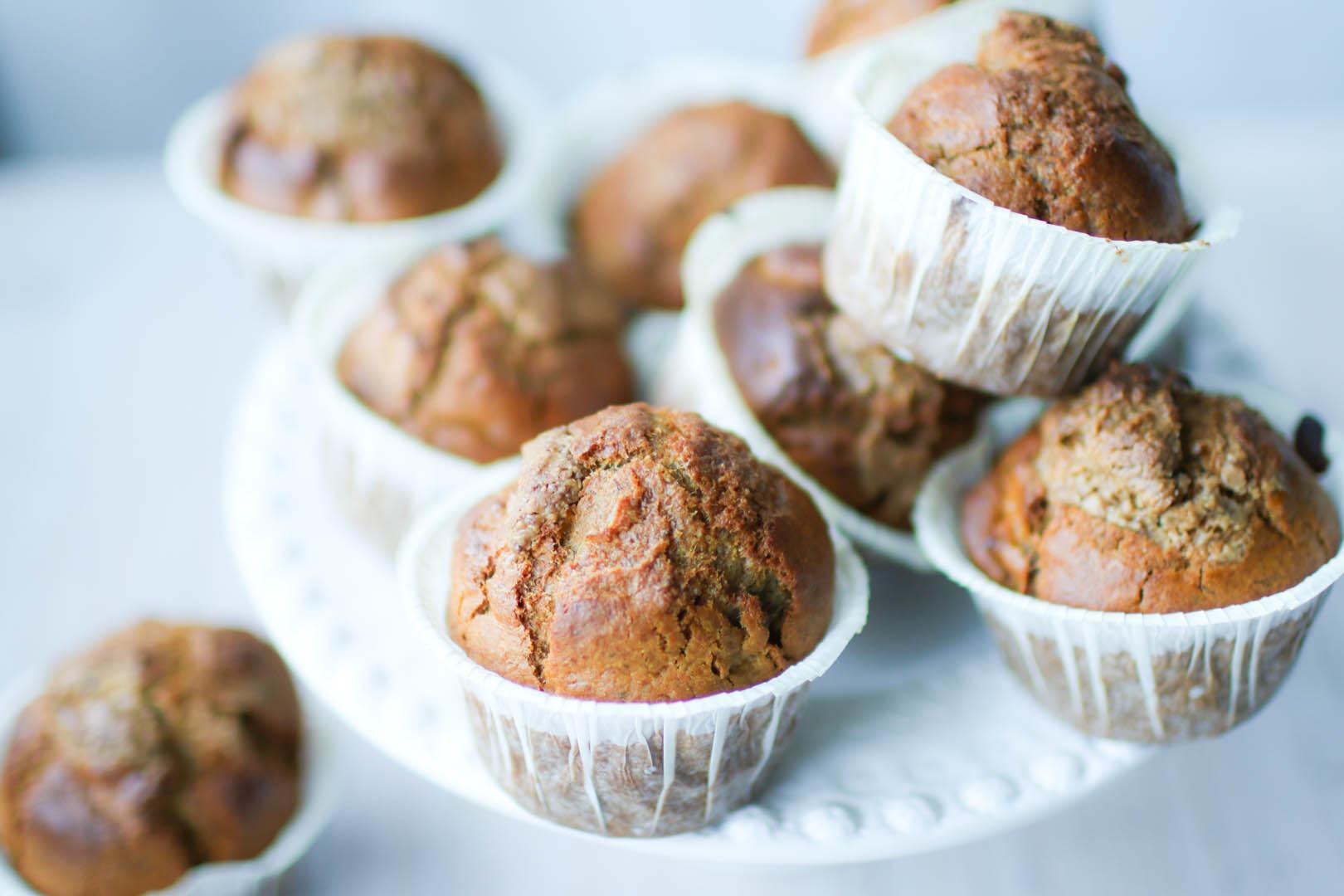 Nyttiga muffins recept