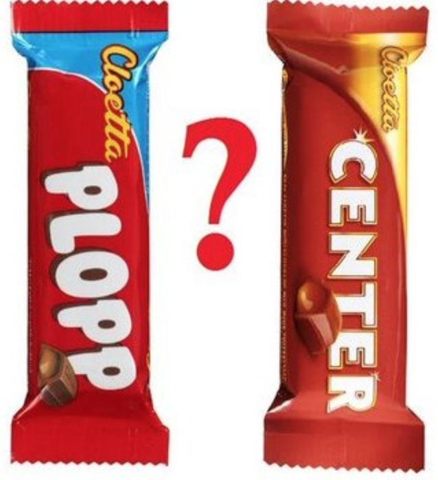 center choklad innehåll