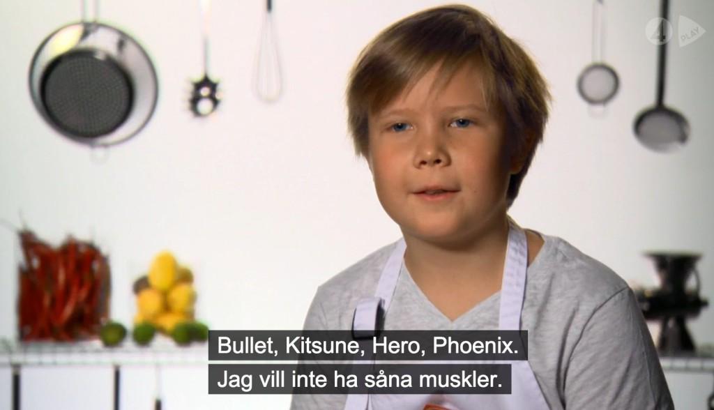 sveriges mästerkock junior