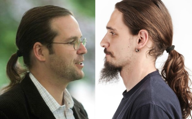 frisyrer för män