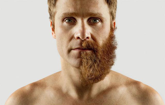 hur får man tätare skägg
