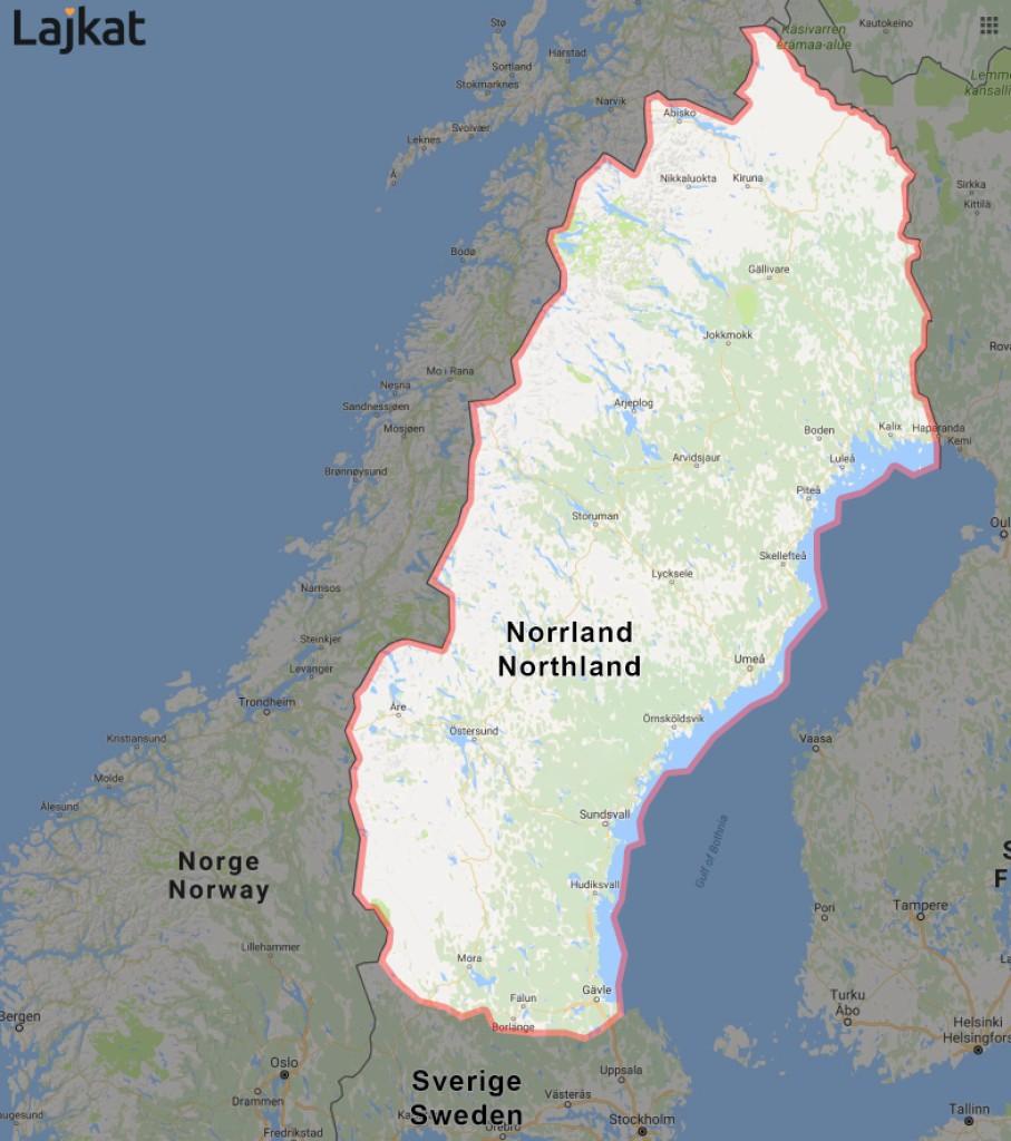 Norrland startar eget