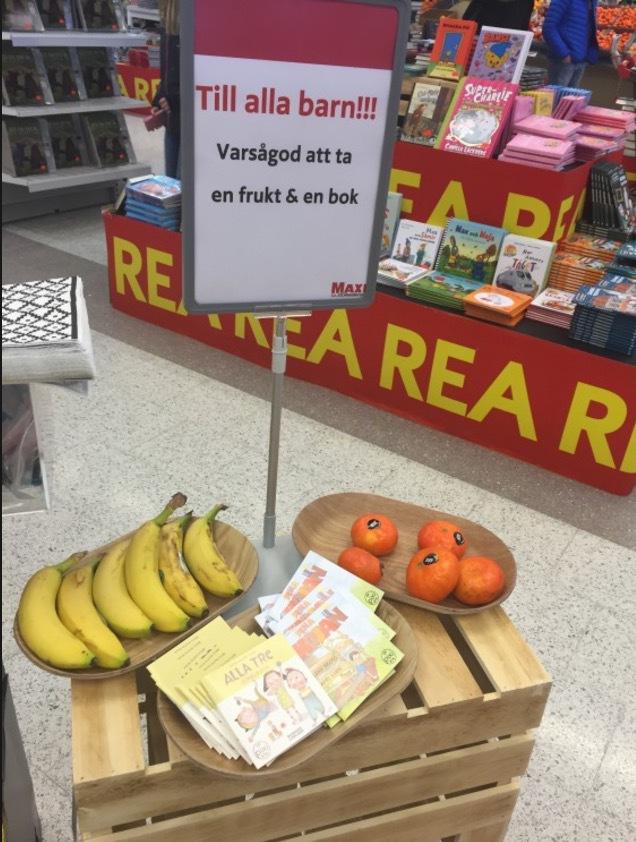 Ingen gratis frukt till svenska skolbarn