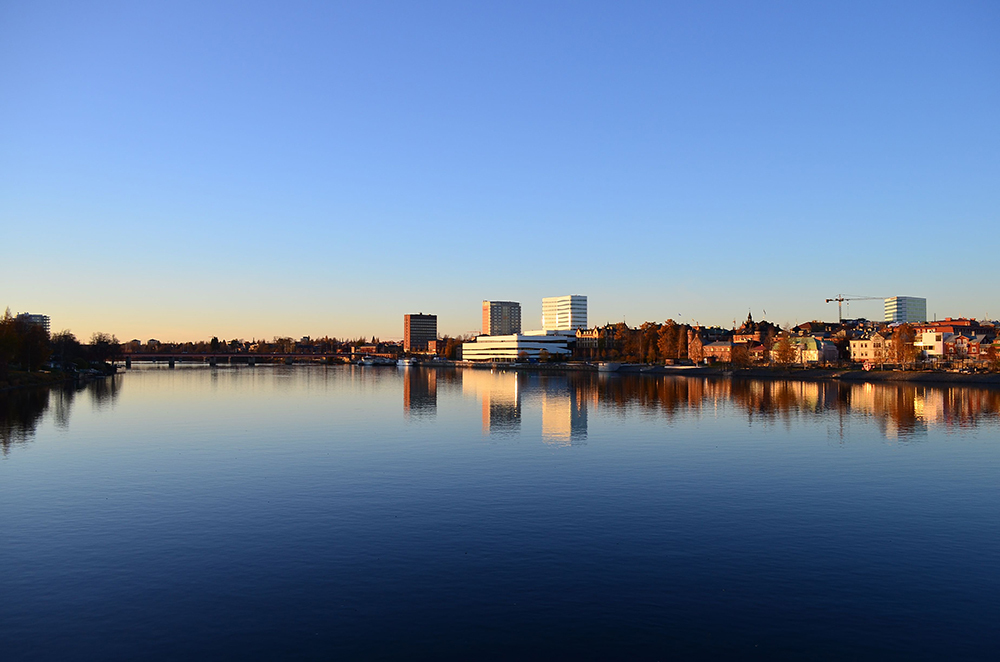 Umeå_River_View