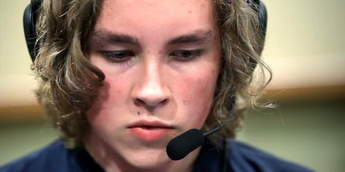 """13. Svenske Ludwig """"Zai"""" Wåhlberg har under 2014 fått ordentligt klirr i kassan. Bara i år har han spelat hem 1 897 402 kronor. Han är 17 år."""