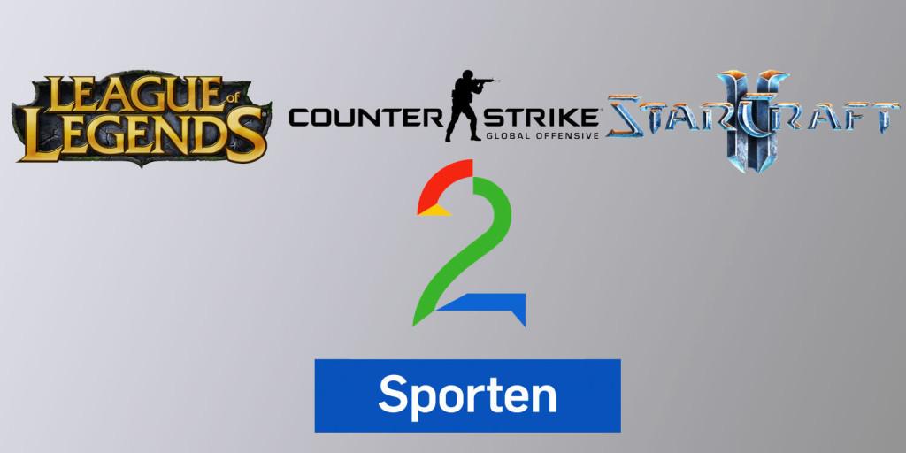TV2 Sporten startar E-Sport liga