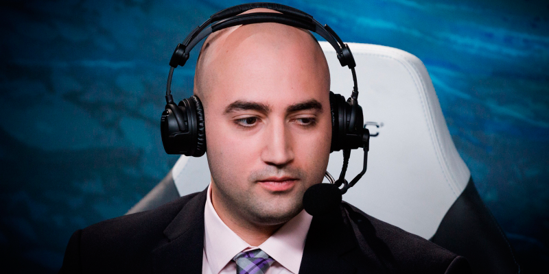 "Jason ""Moses"" O'Toole. Photo: Hltv.org"